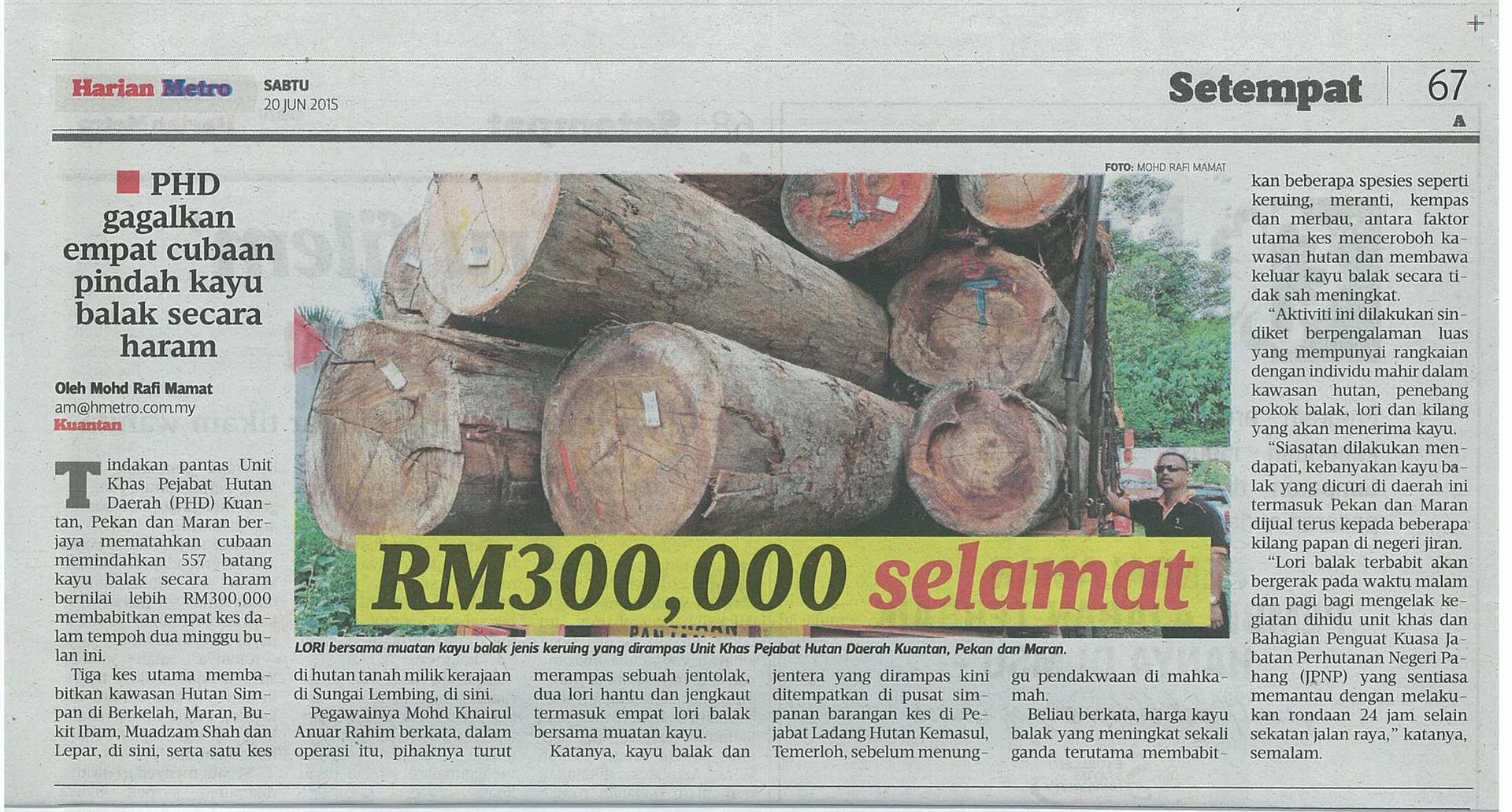 Harian Metro 20 Jun 2015 (Large)